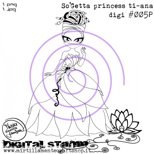 SO'GETTA PRINCESS TI-ANA