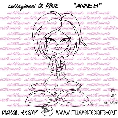 LE PINE: ANNE B.