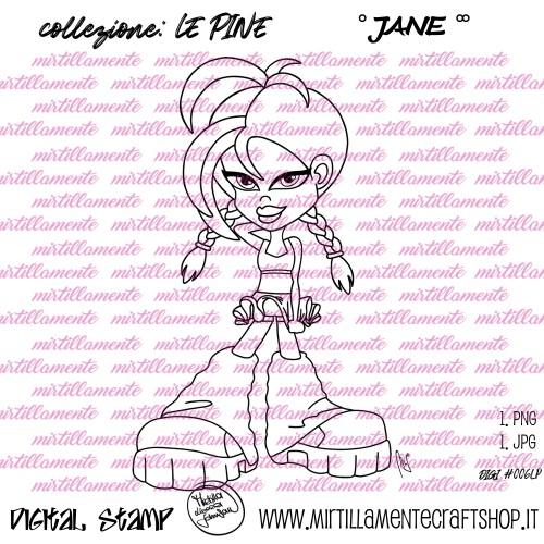 LE PINE: JANE