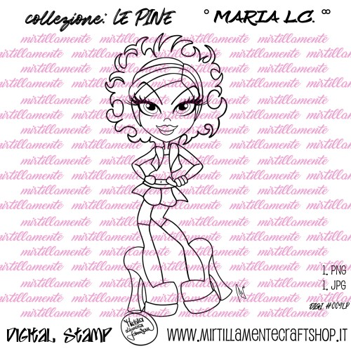 LE PINE: MARIA L.C.