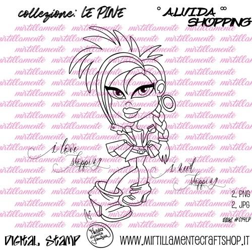 LE PINE: ALVIDA SHOPPING