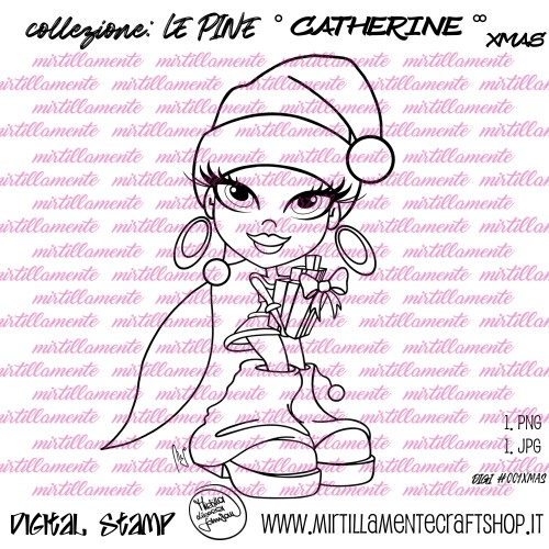 LE PINE: CATHERINE XMAS