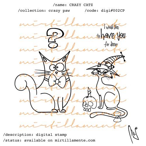 CRAZY PAW: CATZ