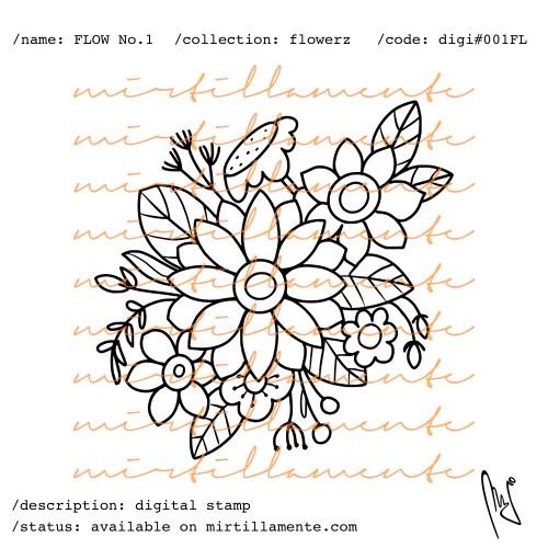 FLOWERZ: FLOW NO.1