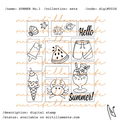 SETS: SUMMER NO.1