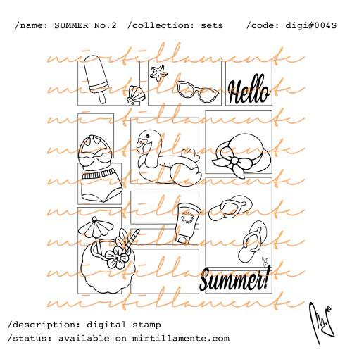 SETS: SUMMER NO.2
